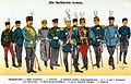 Moritz Ruhl - Serbische Armee 1914 - Paradeuniformen.jpg