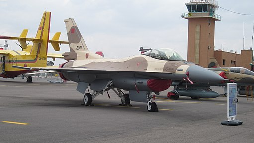 Moroccan F-16 (cropped)