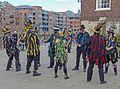 Morris dancers at York (26623135355).jpg