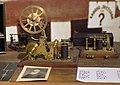 Morse's telegraph station (PTT museum in Belgrade, Serbia) 01.jpg