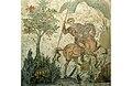 Mosaic in Villa Romana del Casale, by Jerzy Strzelecki, 05.jpg