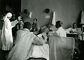 Moscow, 1914 - hospital in Mazing School.jpg