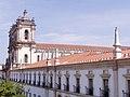Mosteiro de Alcobaça Ala sul 2004.jpg