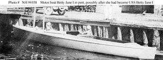 USS <i>Betty Jane I</i>