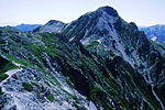 Mount Harinoki from Mount Subari 2001-09-23.jpg