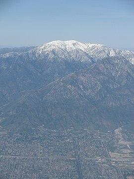 Mount San Antonio (Mount Baldy), California.jpg