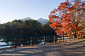 Mt.Bandai from Goshikinuma 01.jpg