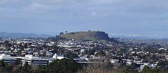 Mount Wellington, New Zealand - Image: Mt Wellington.1