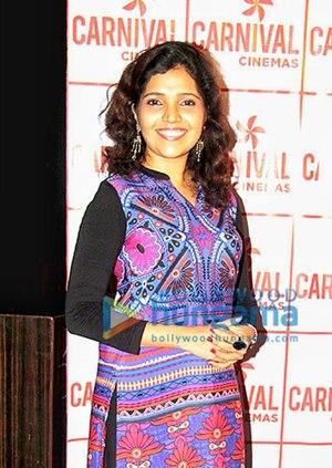 Categoryactresses in marathi cinema wikivisually mukta barve mukta barve at trailer launch of mpm 2 altavistaventures Choice Image