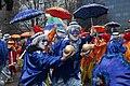 Mummers Parade on New Year's day, Philadelphia, Pennsylvania LOC 11586336545.jpg