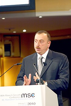 Munich Security Conference 2010 - Ilham Aliyev.jpg