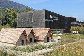 Hauterive, Neuchâtel - Image: Musée Laténium