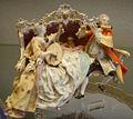 Museo delle porcellane di Firenze, manifattura tedesca, statuina 01.JPG