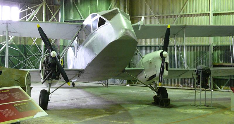 File:Museum of Flight de Havilland DH84 Dragon 03.jpg
