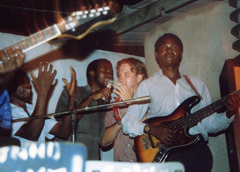 File:Musicians playing Zimbabwean pop music 2005.jpg