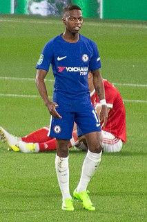 Charly Musonda (footballer, born 1996) Belgian footballer