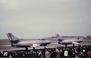 Dassault Mystère IV - French Mystère IV As at Bitburg Air Base (Germany), early 1960s