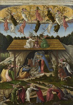 The Mystical Nativity
