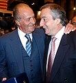 Néstor Kirchner y Rey Juan Carlos de España - Enero 2004.jpg