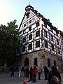 Nürnberg Fachwerkhaus Altstadt Obere Schmiedgasse.jpg