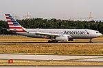 N292AY American Airlines Airbus A330-243 coming in from Philadelphia (PHL) @ Frankfurt - Rhein-Main International (FRA) - 21.06.2017 (35321168751).jpg
