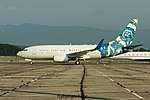N737ER Boeing B737-7CJ-W BBJ B737 - BBJOne (29878686621).jpg