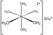 Nickel(II) sulfate - Wikipedia