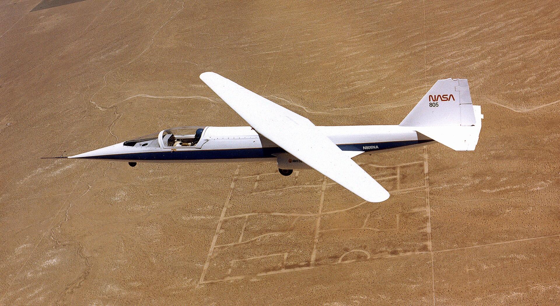 NASA AD-1 in flight.jpg