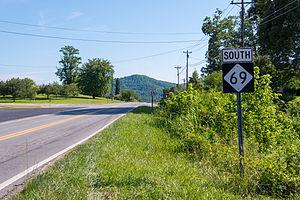 North Carolina Highway 69 - NC 69 in Hayesville