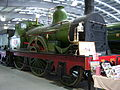 NER locomotive 910, Locomotion Shildon, 28 April 2010 (1).JPG