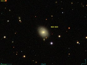Image illustrative de l'article NGC 2624