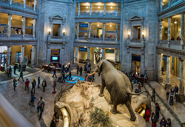 Museo Nacional de Historia Natural del Instituto Smithsoniano