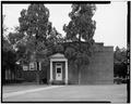 NORTH REAR OF WEST WING - Plains School, Bond Street (opposite Paschal Street), Plains, Sumter County, GA HABS GA,131-PLAIN,18-14.tif
