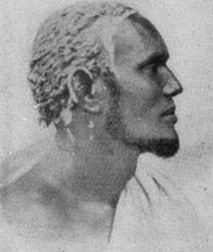 Madhiban - Midgan Somali in 1922