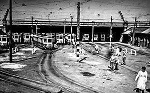 Dowling Street Tram Depot - Image: NSW Gt Dowling Street Tram Depot