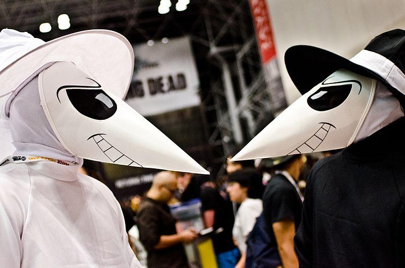 File:NYCC 2012 - Spy vs Spy (8117616249).jpg