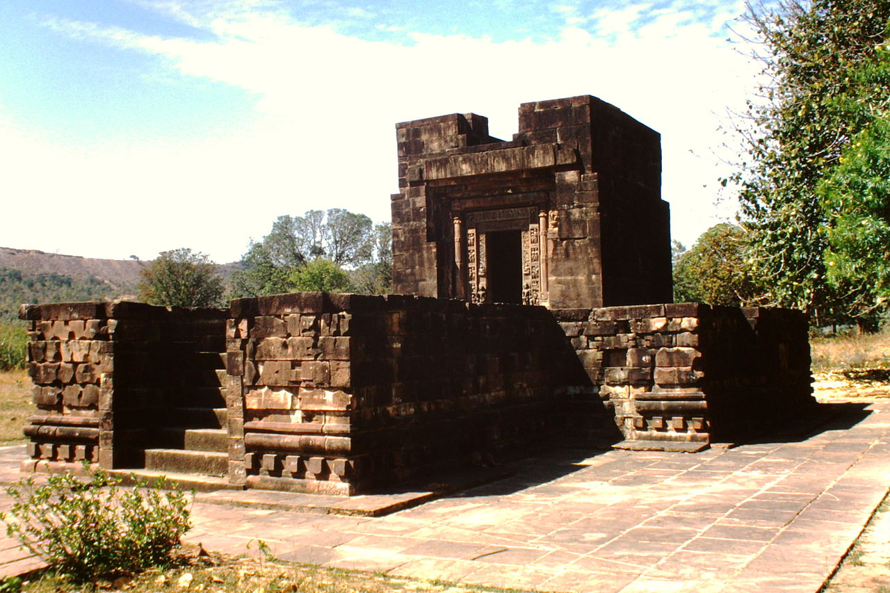 Nachna 1999 Parvati-Tempel.JPG