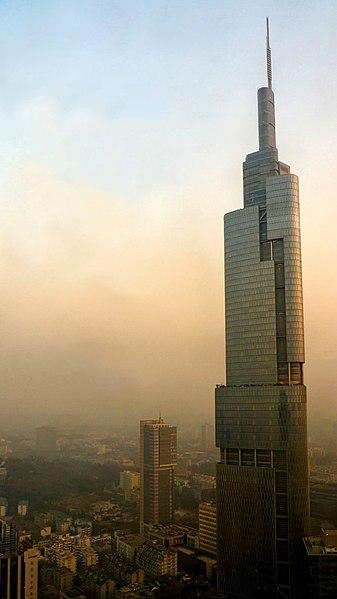 Súbor:Nanjing Zifeng Tower.jpg