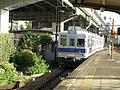 Nankai Shiomibashi Station platform - panoramio (14).jpg