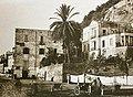 Napoli Mergellina, fontana del Leone.jpg