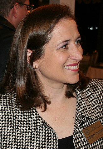 2014 United States Senate election in West Virginia - Image: Natalie Tennant 7 (cropped)