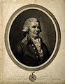 Nathaniel Godbold. Mezzotint by H. Kingsbury after A. Pope. Wellcome V0002284.jpg