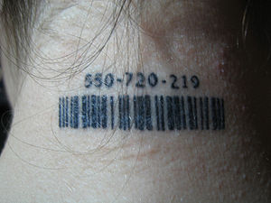 Barcode Tattoos Designs Ideas Meaning Tattoo Me Now