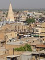 Neighborhood with Tower of Tomb of Daniel Shrine - Shush - Southwestern Iran (7423699714).jpg