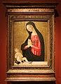 Neroccio de' landi, madonna col bambino e un cardellino, 1490 ca. 01.jpg