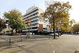 Alfons-Müller-Platz in Wesseling