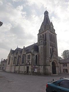 Neufchâtel-sur-Aisne Commune in Hauts-de-France, France