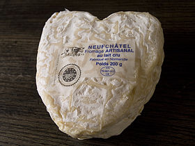 Image illustrative de l'article Neufchâtel (fromage)