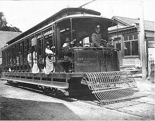 Groton and Stonington Street Railway