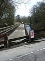 New cycling route at Penns Lane - geograph.org.uk - 1738580.jpg